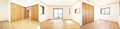 「窓がないところがない」お日様のぬくもりと暮らすアットホームな雰囲気漂う家